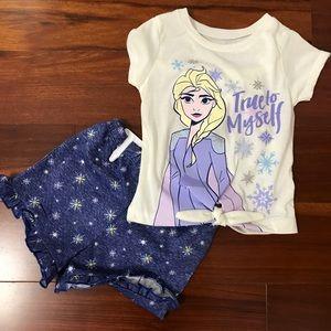 Disney Frozen 2 Elsa Set 2 pieces